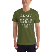 Load image into Gallery viewer, Army Oath Tee - American Made (Unisex)