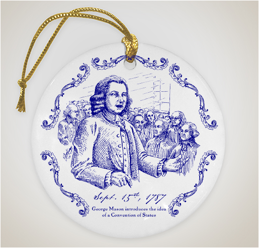 2019 Limited Edition Christmas Ornament