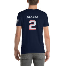 Load image into Gallery viewer, #2 Alaska — 2021 Victory Fundraiser Tee