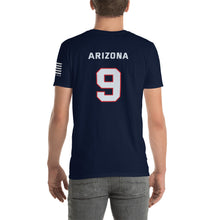 Load image into Gallery viewer, #9 Arizona — 2021 Victory Fundraiser Tee