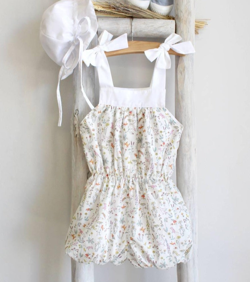 Pukatuka Liberty Tie Sunsuit