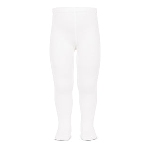 Condor Flat Tights-White