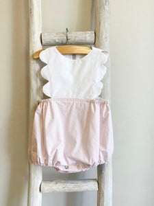 Pukatuka Scallop Sunsuit