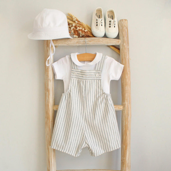 Pukatuka Stripes Shortall