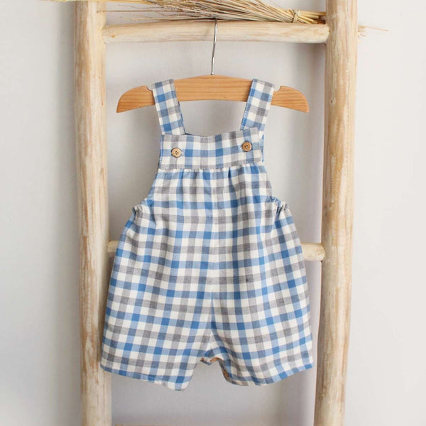 Pukatuka Plaid Shortall