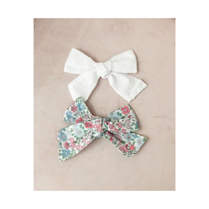Pukatuka Custom Fabric Bow