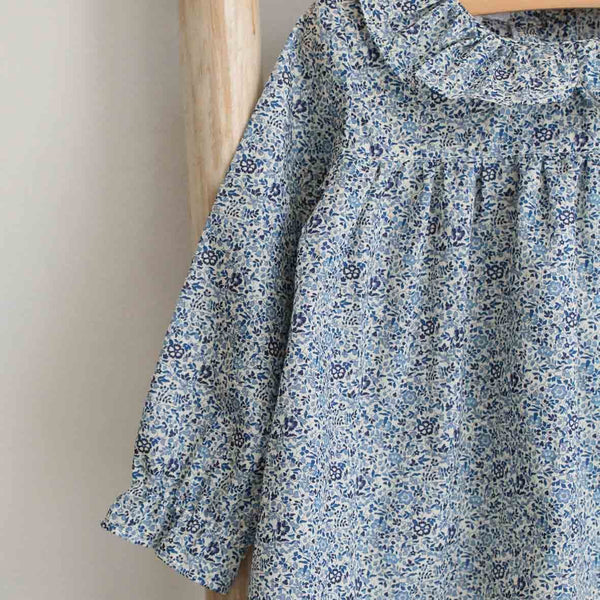 Pukatuka Liberty Floral Top