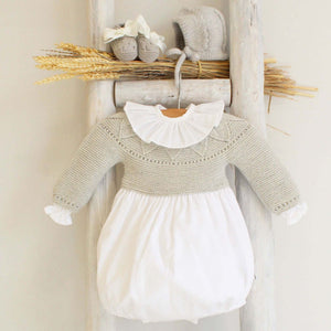 Pukatuka Wool Hand Made Romper