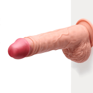 Large Silicone Dildo 11'' - Cupid's Rack