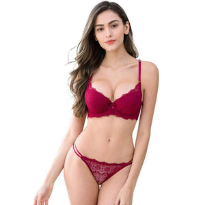 Luxe Envy Lingerie Set - Cupid's Rack