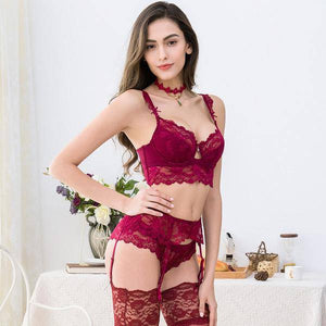 French Lace Babydoll - Cupid's Rack