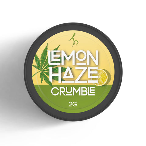 The Original Green® Lemon Haze Crumble