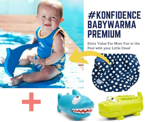 The Konfidence BabyWarma™ PREMIUM Bundle #KonfidenceBabyWarmaPremium