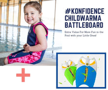 Load image into Gallery viewer, Konfidence ChildWarma™ BATTLEBOARD Bundle #KonfidenceChildWarmaBattleboard