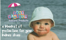 Load image into Gallery viewer, Baby Blanket Sunscreen Lotion Tube SPF 50+ (6oz/180ml)