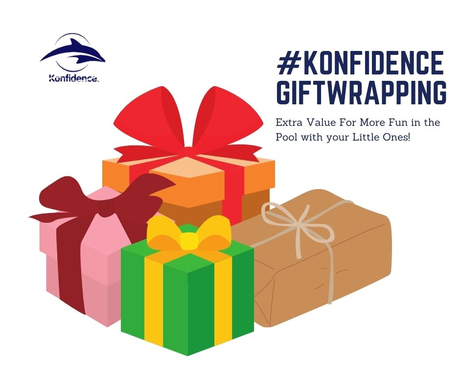 Konfidence Gift Wrapping #KonfidenceGiftWrapping