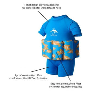Top Selling Konfidence Floatsuit™ for Toddlers STARTER Bundle #KonfidenceFloatsuitStarter