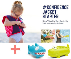 The Konfidence Jacket™ STARTER Bundle #KonfidenceJacketStarter
