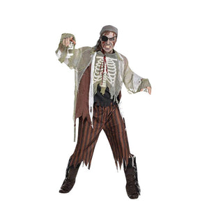 Halloween Pirate Costumes for Men
