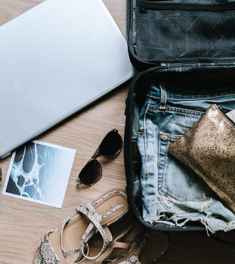 How to: Travel like a minimalist
