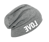 Love Knit slouch beanie