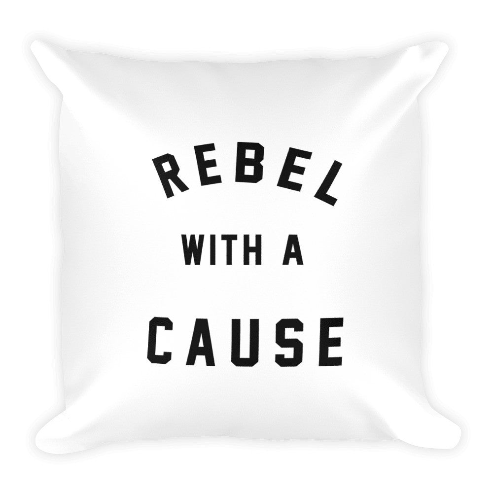 Rebel Pillow