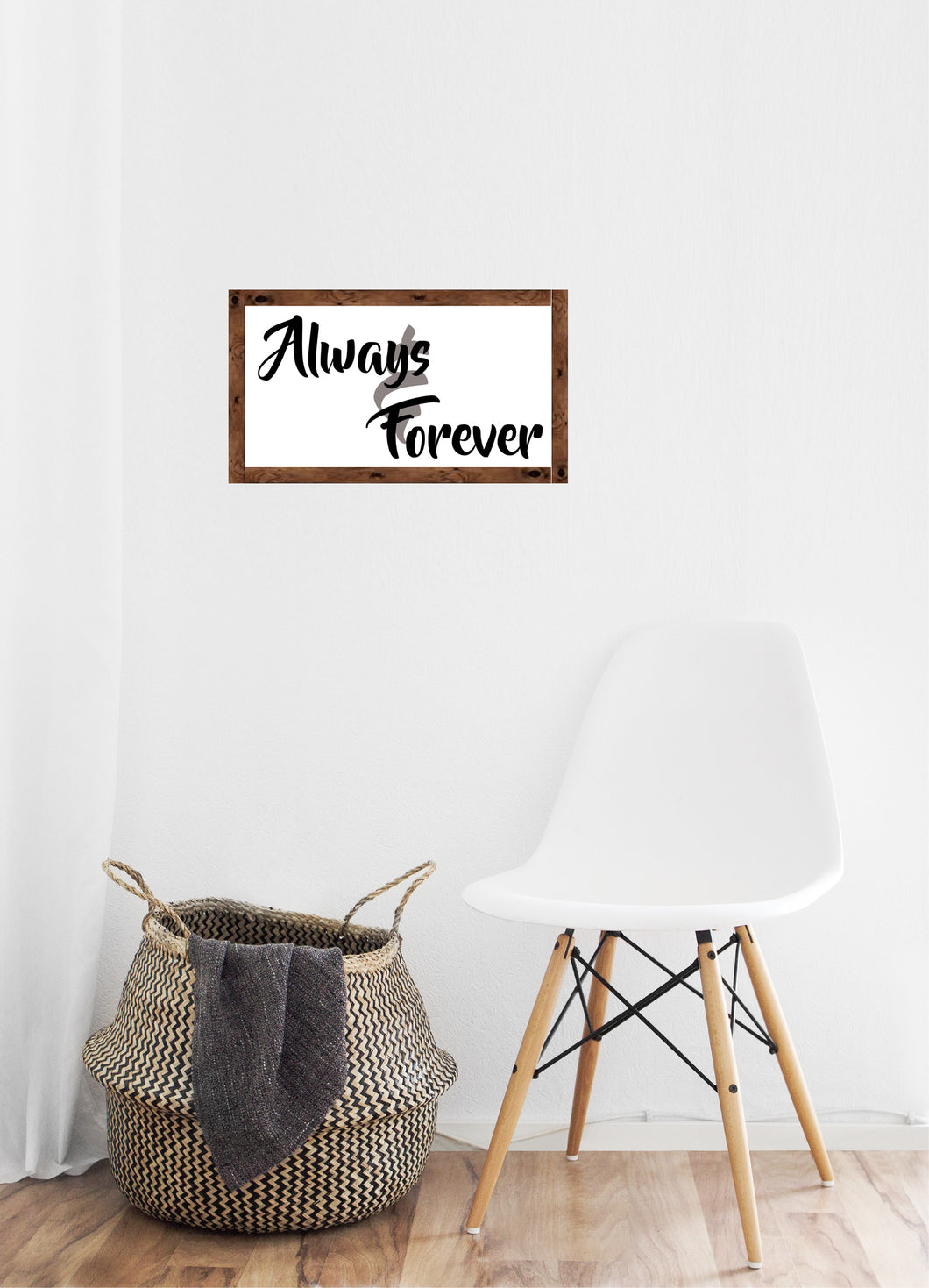 Always and Forever - Creative Art Bar