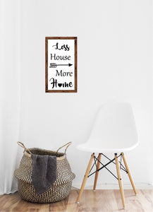 Less House, More Home - Creative Art Bar