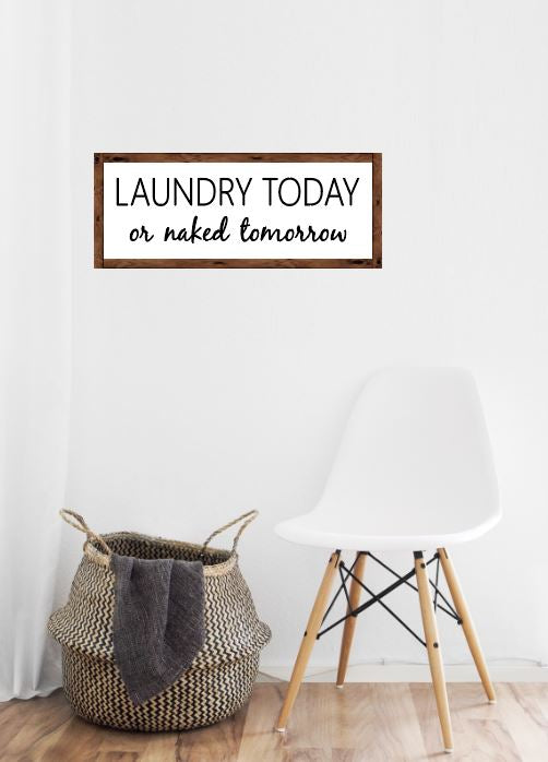 Laundry Today - Creative Art Bar