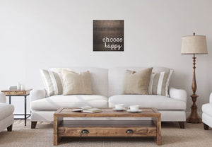 Choose Happy - Creative Art Bar