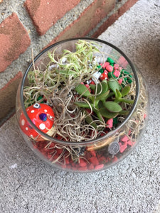 At Home DIY Fairy Garden Kit - Creative Art Bar