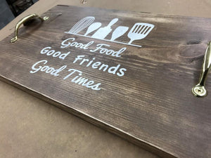 Good Friends Tray