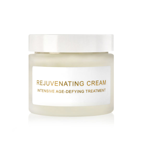 Rejuvenating Cream | Luxe Glass Jar