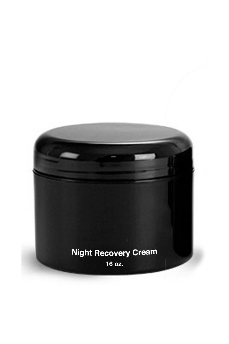 Professional Size Night Recovery Cream 16 oz.