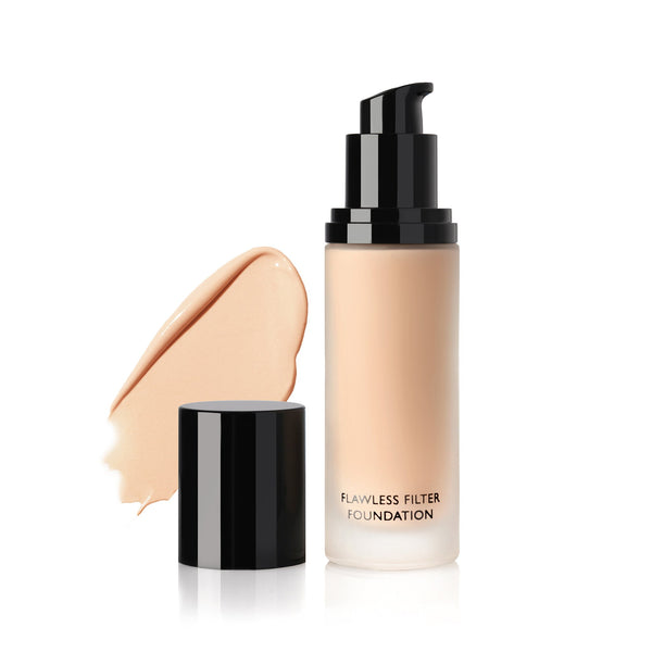 Liquid Foundation - Flawless Filter Liquid Foundation
