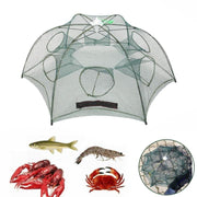Magic Fishing Trap  AUTOMATIC FOLDING