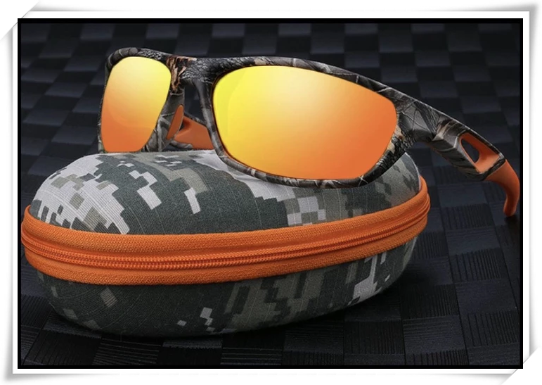 2019 Fisherman Protection Polarized Sunglasses
