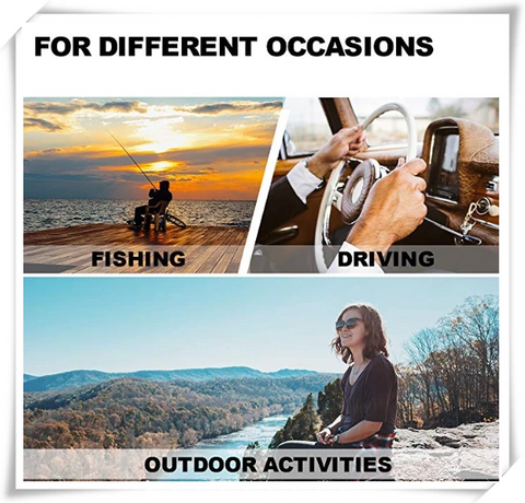 Polarized and Effective Fishing Sunglasses