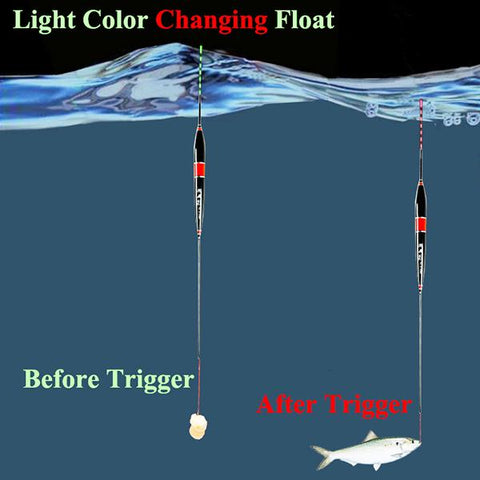 New LED Smart Fishing Float
