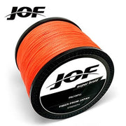 Multifilament Braided Fishing Line