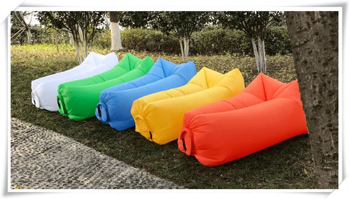 Fast Inflatable Laybag Air Sleeping Bag
