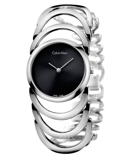 Steel-Watch-Calvin-Klein-Womens-Analouge