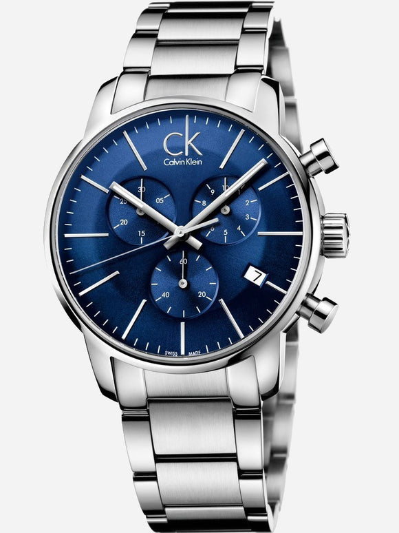 Steel-Watch-Calvin-Klein-Analouge