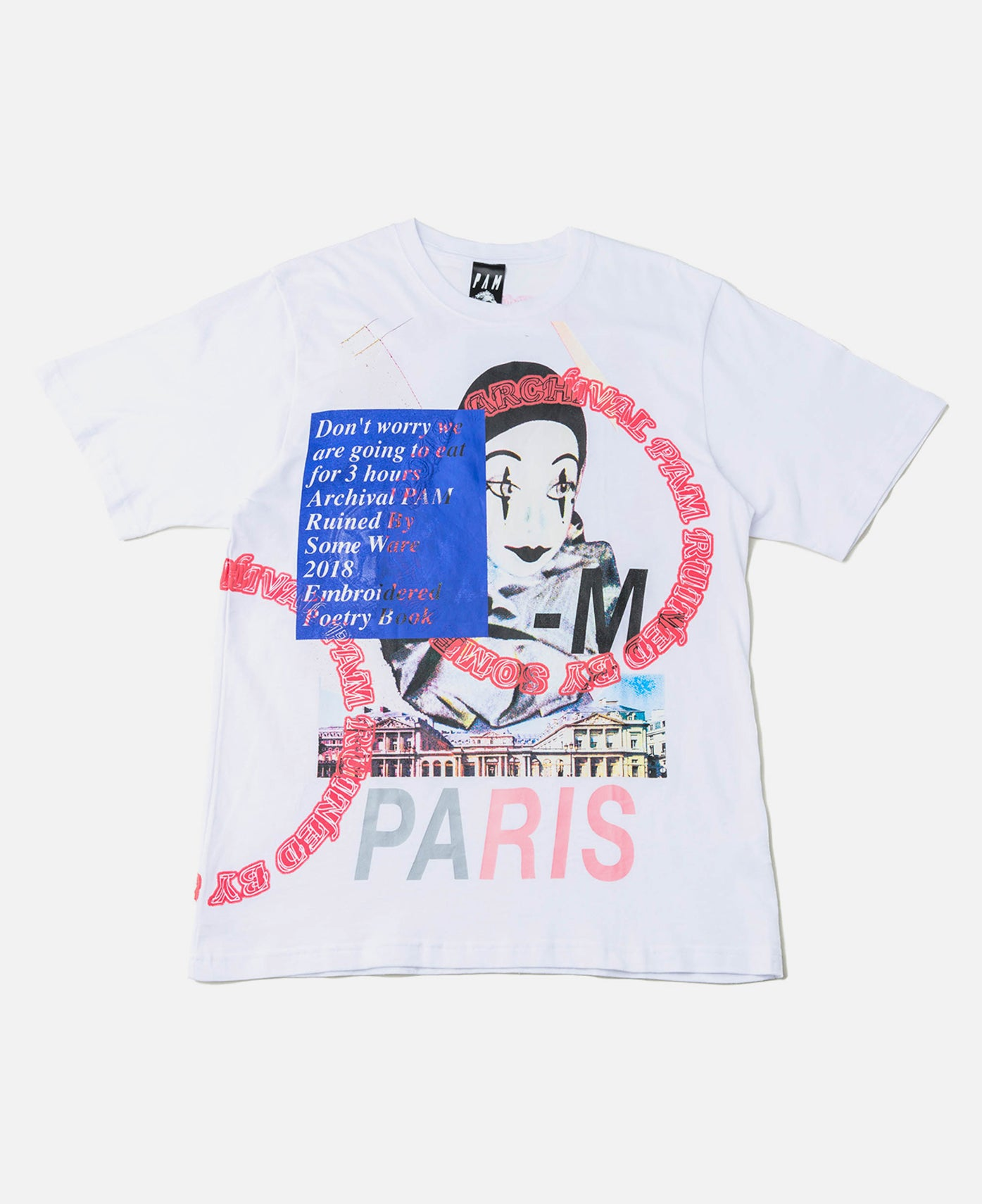 Some Ware x P.A.M. Paris Tee