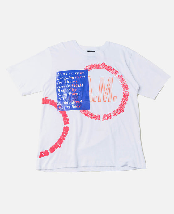 Some Ware x P.A.M. Hands Tee
