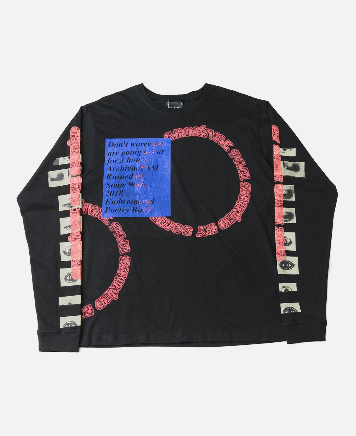 Some Ware x P.A.M. Eyes L/S Tee