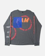 Some Ware x P.A.M. Orange Logo L/S Tee
