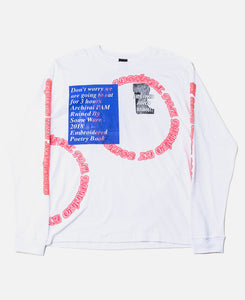 Some Ware x P.A.M. Family L/S Tee