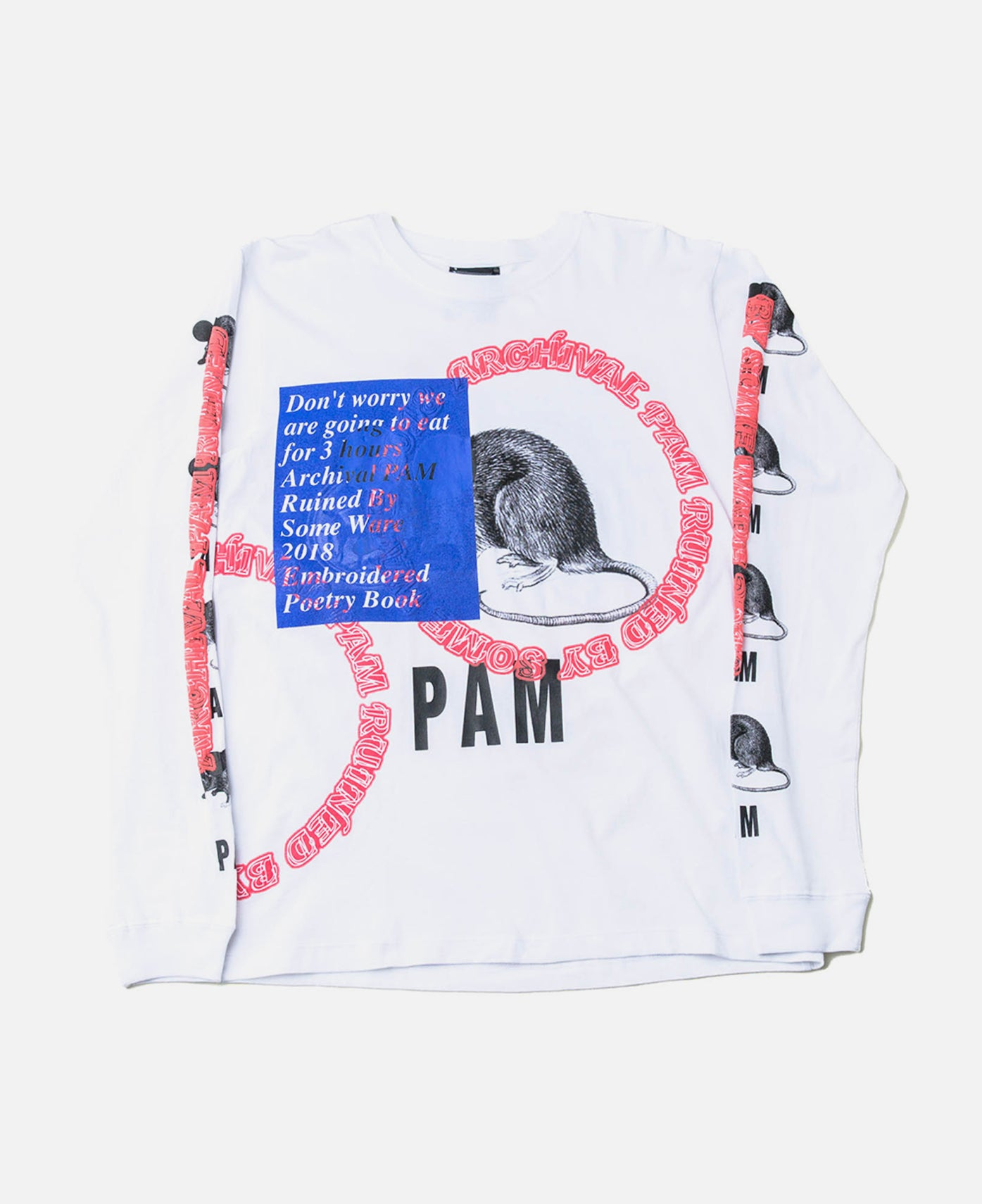 Some Ware x P.A.M. Rat L/S Tee