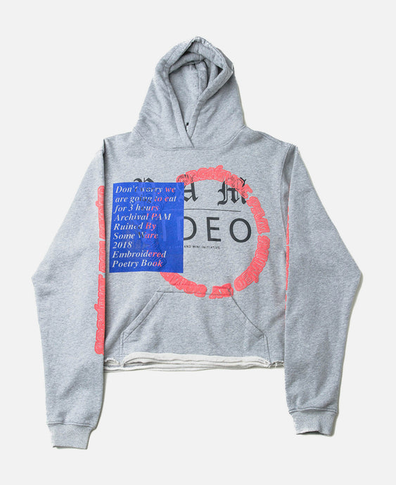 Some Ware x P.A.M. Video Hoodie